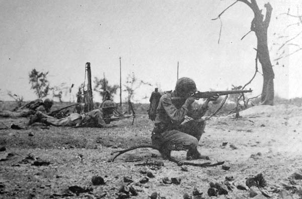 Marines Battle of Peleliu