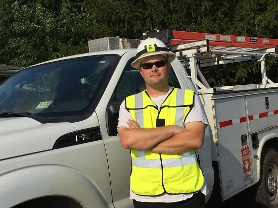 matt day electrician journeyman inside wireman