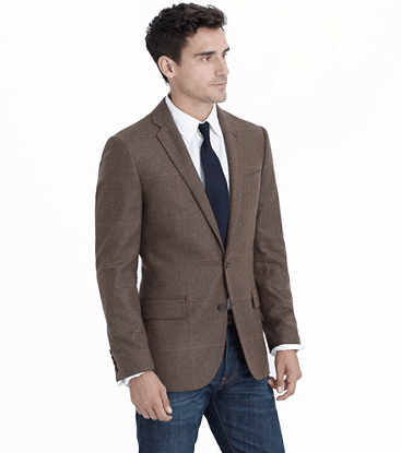 jeans sports jacket coat formal