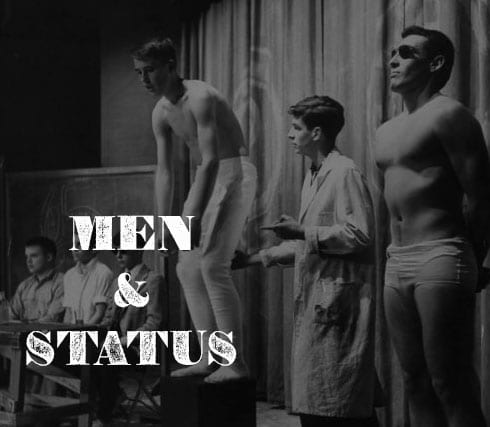men and status grahic