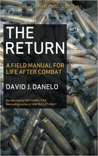 the return by david danelo book cover