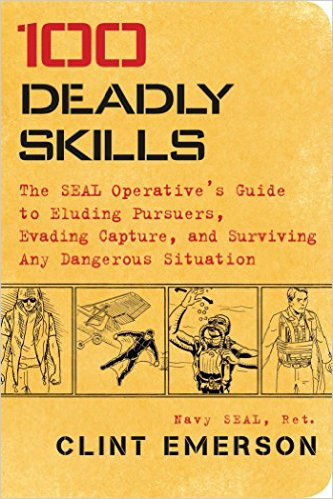 100 deadly skills book cover clint emerson