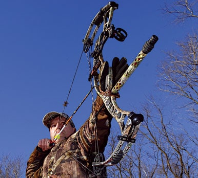 compound bow parts and accessories stabilizer