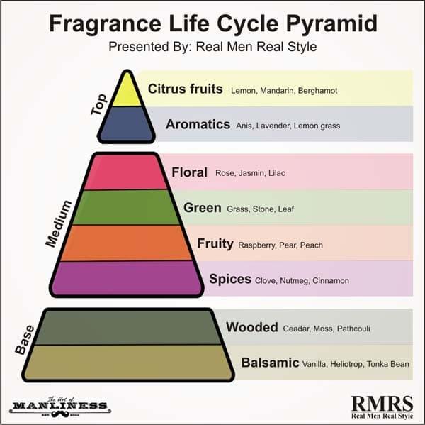 Perfume Pyramid 600