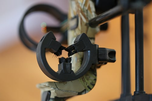compound bow parts containment arrow rest