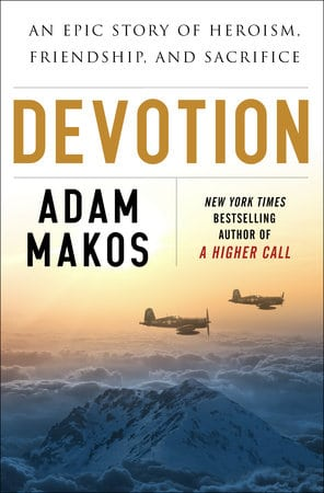 devotion by adam makos book cover