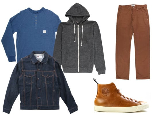 Casual Products for Men.