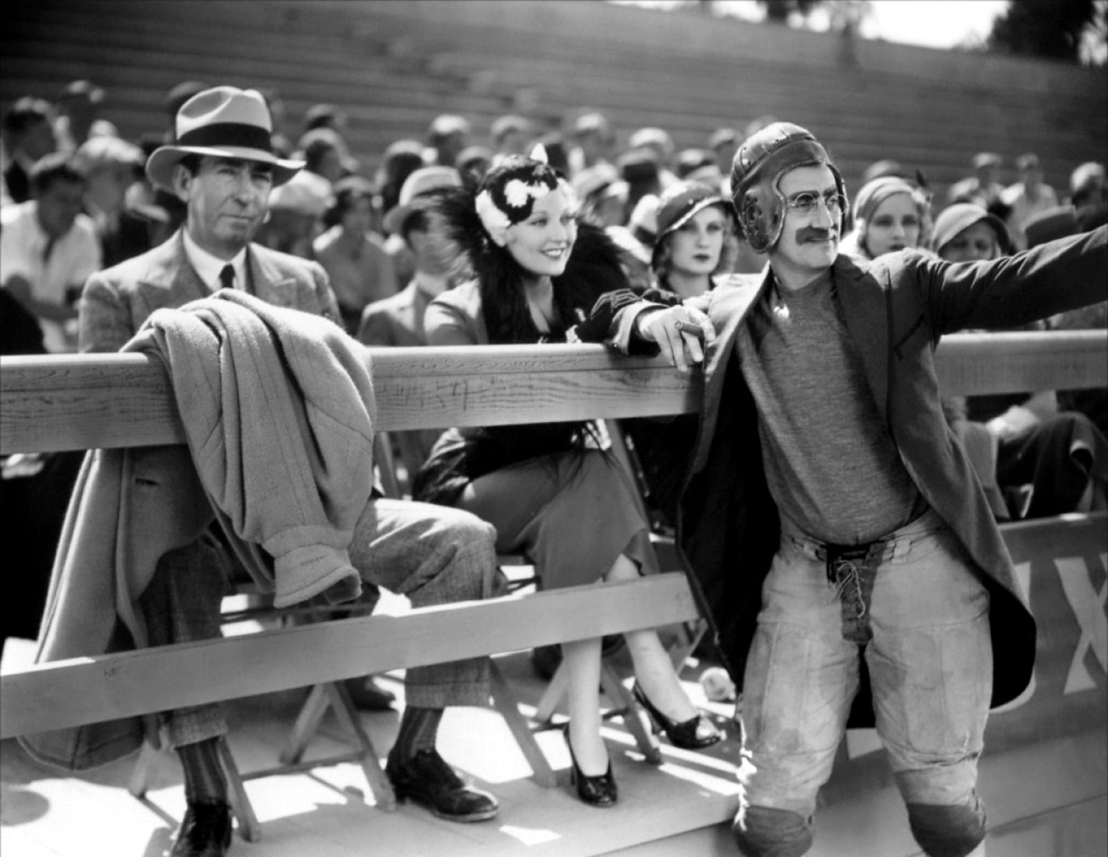 Horse Feathers Marx Brothers best Football Movies.