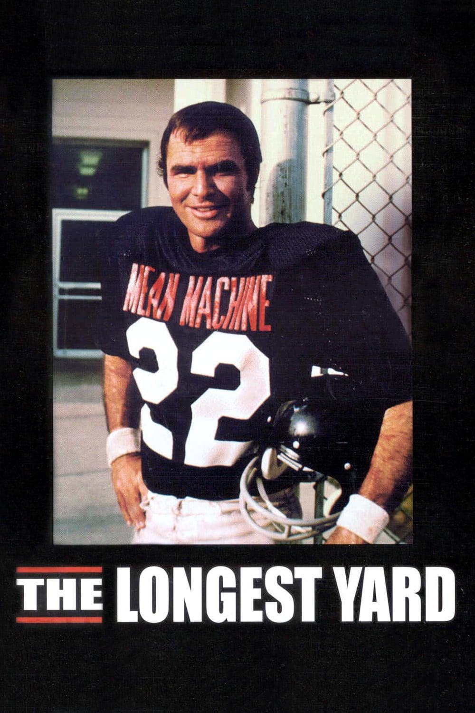 Longest Yard 1974 Poster best Football Movies.