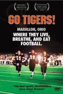 Go Tigers Documentary Poster best Football Movies.