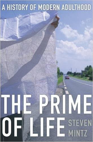 prime of life steven mintz book cover