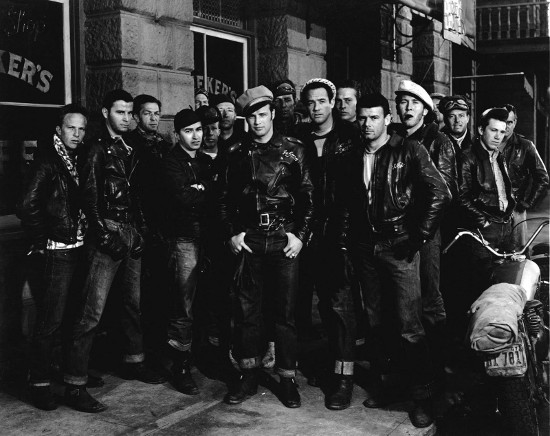 wild one movie rebel culture leather jackets jeans
