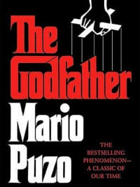 godfather book novel cover mario puzo