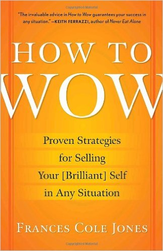 how to wow book cover frances cole jones