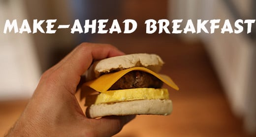 How to Make Homemade Breakfast Sandwiches | The Art of Manliness