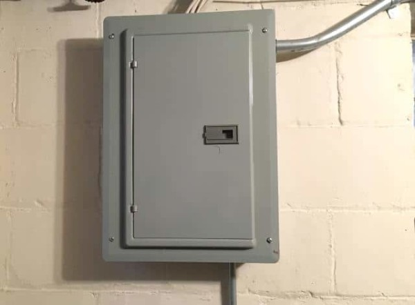 home - electrical panel