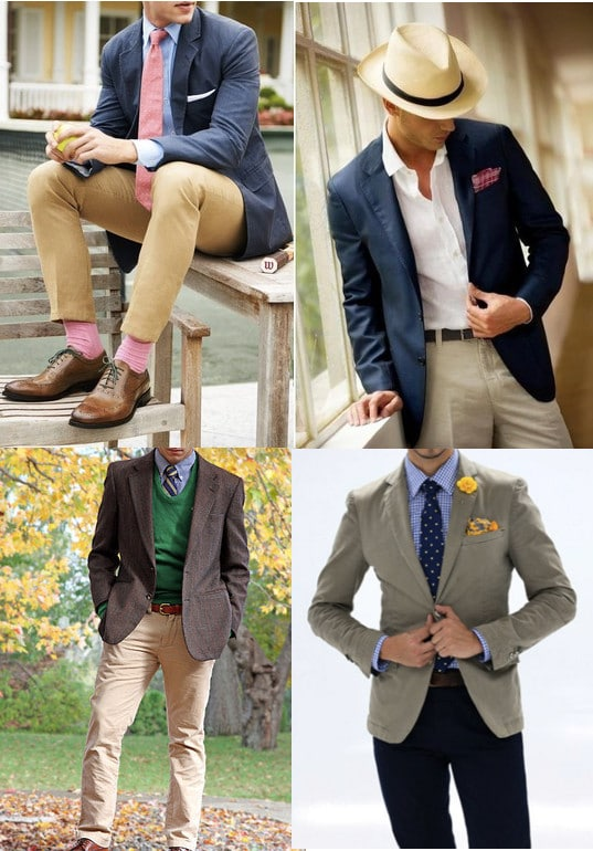 d5cd9d1631ab When dressing up khakis with a blazer or sports coat