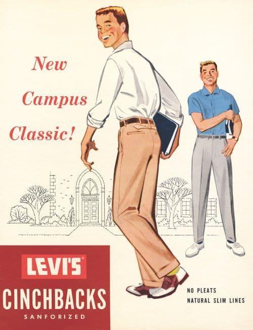 khakis college