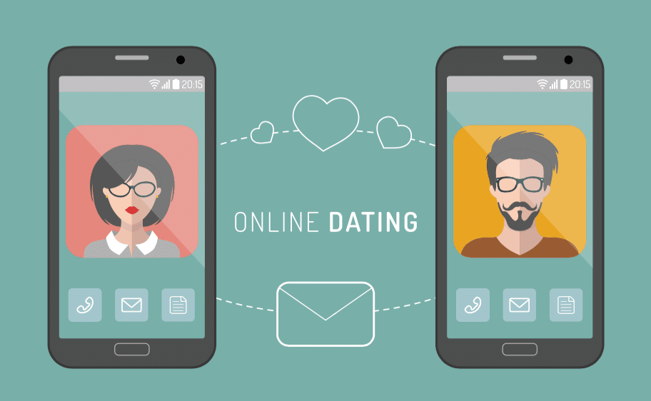 online dating phones connecting with hearts