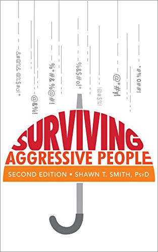surviving aggressive people book cover by shawn smith