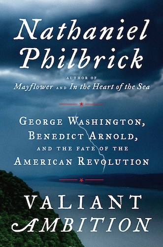 valiant ambition book cover nathaniel philbrick