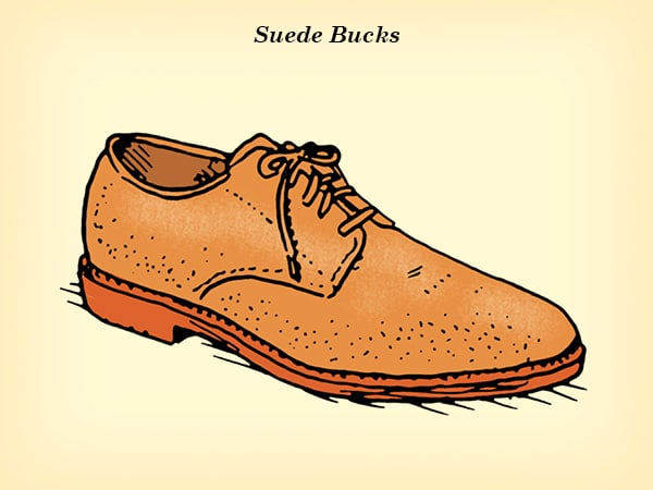 Dress Shoe Hierarchy 2-9