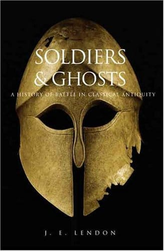 soldiers and ghosts book cover j e lendon