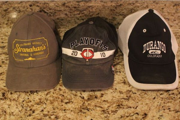 dirty hats