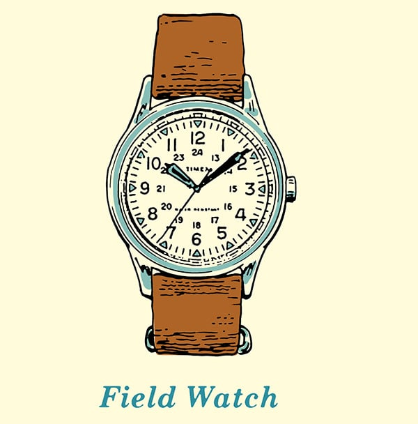 Field Watch illustration.