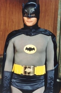 adam west batman outfit