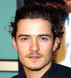 orlando bloom square face shape