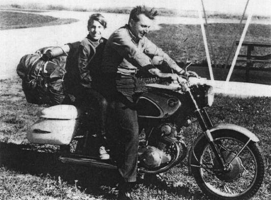 Zen and the Art of Motorcycle Maintenance by Robert Pirsig, book cover.