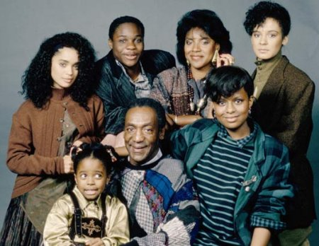 cliff huxtable the cosby show family