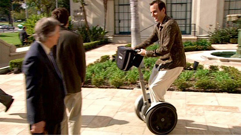 Gob Bluth- Arrested Development. Gob (pronounced