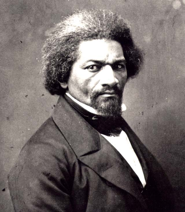 frederick douglass portrait photo later years goatee