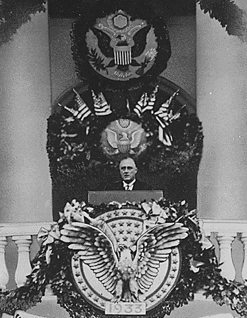 franklin delano roosevelt fdr inauguration speech 1933