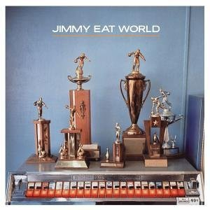 Trophies about Jimmy eat world.