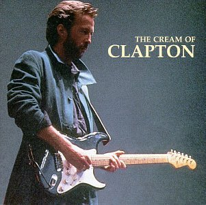 Song cover, the cream of clapton.