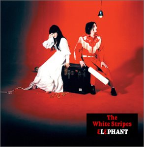 The white stripes illustration.