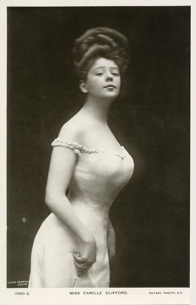 The Gibson Girl was probably one of you great grandpa's babes.
