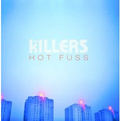 The killers hot fuss illustration.
