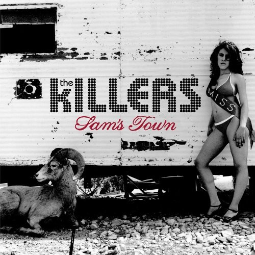Album cover, the killers by Jams Town.