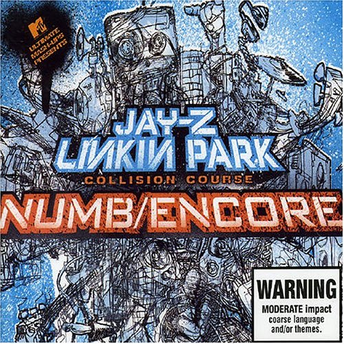 Game album of jayz linkin park illustration.
