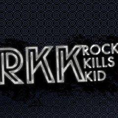 Album cover of rock kills kid.