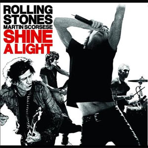 Song cover, shine a light by Rolling Stones.