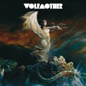Wolfmother illustration.