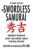 swordless samurai book cover by tim clark