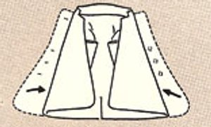 packing a dress coat