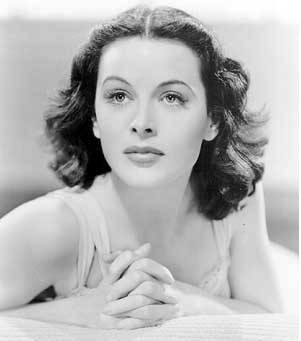 hedy lamarr actress inventor pin up girl