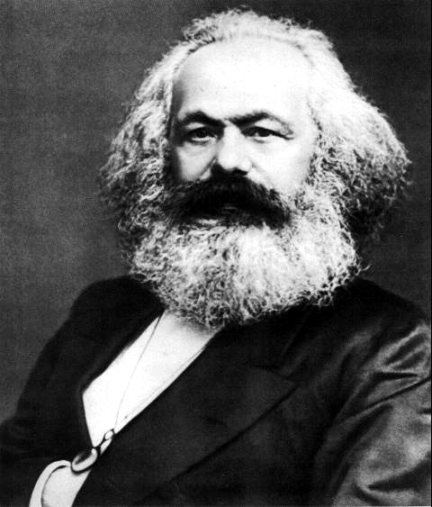karl marx portrait beard best facial hair
